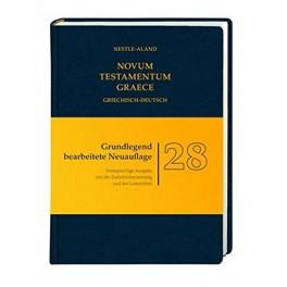Novum Testamentum Graece Griechisch-Deutsch