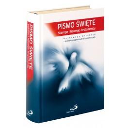 Πολωνική Αγία Γραφή με Δ/Κ βιβλία & Σχόλια
