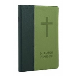 Καινή Διαθήκη. Μεγάλα γράμματα σε μετάφραση στη δημοτική (2003)