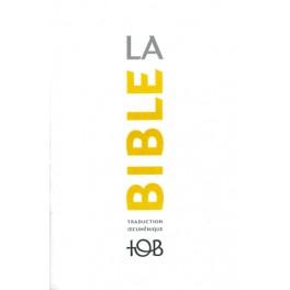 French Bible with DC books (Traduction œcuménique de la Bible)